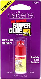 amazon com nailene super glue nail polish and nail decoration