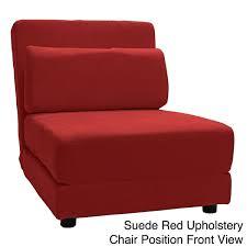 cosmopolitan click clack convertible futon chair bed free