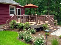 Landscape Deck Patio Designer How To Design Deck Steps