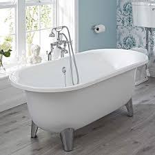 Freistehende Badewanne Freistehende Badewanne Mit Füßen Hudson Reed De