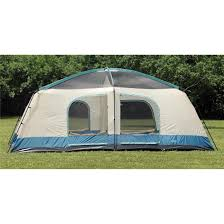 texsport blue mountain 2 room cabin dome tent 293799 cabin