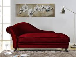 sofa recamiere recamiere barock boudoir armlehne rechts rot lights and b o