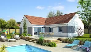 plan en l cl礬matite maison plain pied maisons clair logis