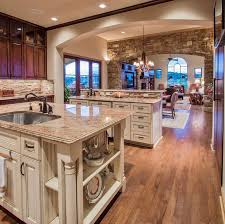 open floor plan house plans house plans with open kitchen homes floor plans