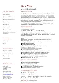 latest resume format for account assistant responsibilities 24 best finance resume sle templates wisestep
