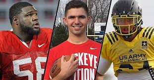 friday night lights ohio where are they now looking at ohio state s friday night lights commits