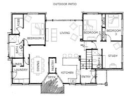baby nursery beach cottage floor plans beach house single storey