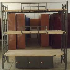 Three Tier Bunk Bed Three Tier Bunk Bed At Rs 8200 S Bunk Beds