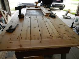 bryan u0027s site diy cedar patio table plans