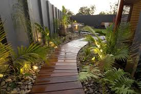 small front yard landscaping ideas melbourne fence designs by