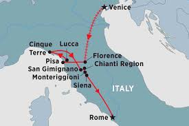 Map Of Southern Italy by Italy Tours Travel U0026 Trips Peregrine Adventures Us
