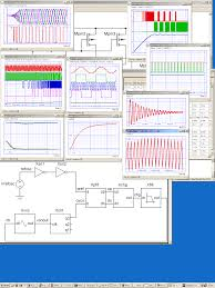 component spice circuit simulation software opus mac scree