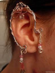 ear cuffs for pierced ears ear cuff earrings for unpierced ears beautify themselves with