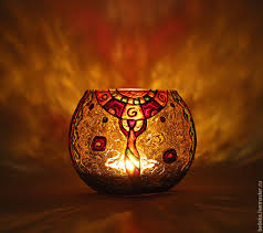 African Home Decor Buy African Sun Glass Candle Holder Africa African Motifs