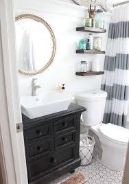 nautical bathroom designs bathroom wooden floating shelf above white closet on amusing