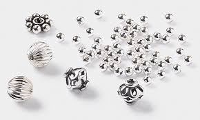 large silver beads necklace images Sterling silver jewelry making supplies fire mountain gems and beads jpg