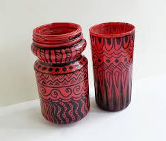 Design For Vase Painting Diy Artistic Vase 3 Steps