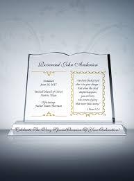 pastor ordination gifts sle congratulation wordings diy awards