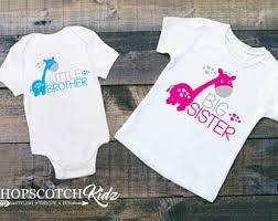 set of matching shirts sibling