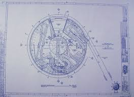 disney world floor plans walt disney world epcot test track second floor by blueprintplace