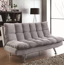 Gray Sofa Bed Grey Futon Covers Raindance Bed Designs