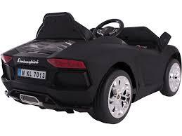 lamborghini aventador lp700 ride on car kalee lamborghini aventador lp 700 4 12v black