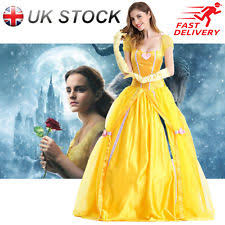 Beauty Beast Halloween Costume Beauty Beast Costume Ebay