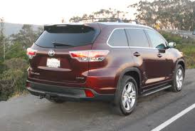 toyota highlander 2015 review 2015 toyota highlander limited fwd car reviews and news