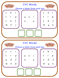 cvc word worksheets for reception and year 1 initial sound and