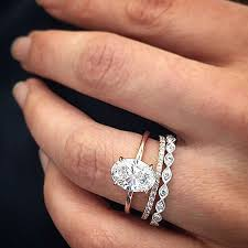 oval wedding rings choose timeless visit our oval diamond ring stack online click