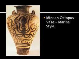 Minoan Octopus Vase Aegean Art Iii Youtube