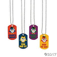 graduation dog tag necklaces