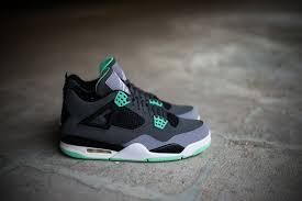 green glow 4 air iv green glow release reminder sneakernews