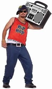 Halloween Gangster Costume Hip Hop Boy Homeboy Rapper 80 U0027s Gangster Dress Halloween