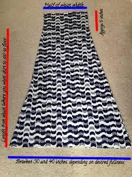 pattern for simple long skirt easiest jersey maxi skirt tutorial