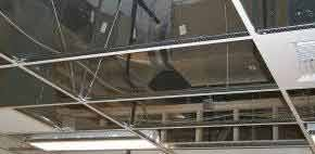Drop Ceiling Installation by Suspended Ceiling Installation