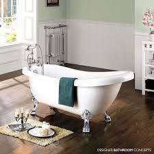 roll top bathroom ideas breathingdeeply