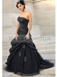 robe de mari e noir et blanc robe de mariée courte mariage toulouse