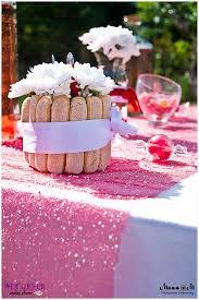 theme mariage gourmandise centre de table pour un mariage thème gourmandise décoration