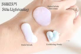 Lulur Shinzui Scrub review shinzu i skin lightening series jean milka
