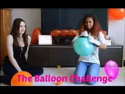Balloon Challenge The Balloon Challenge