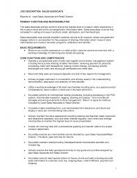 example sales resumes retail sales associate resume job description resume for your retail sales associate resume description sales associate resume objective resume sample