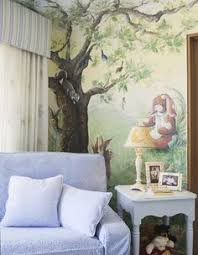 velveteen rabbit nursery la dah velveteen rabbit mural maybe baby