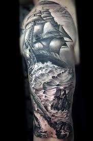 70 ship tattoos for men tatoos pinterest tattoo ships and