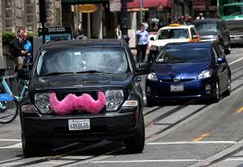 taxi drivers halt dc traffic in uber lyft protest time