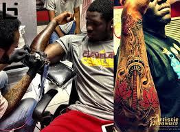 inkwork anthony bennett u0027s new toronto tribute tattoo
