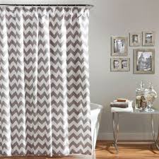 Grey Shower Curtains Fabric Pretentious Idea Grey Fabric Shower Curtain Innovative Decoration