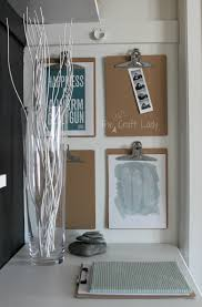 Nailed It Desk Organizer by Home Office In A Closet The Crazy Craft Lady