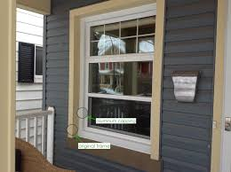 exterior finishes for windows retrofit aluminum capping