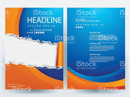 brochure design templates layout vector illustration stock vector